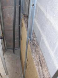 Isolation int rieure des appartements for Epaisseur laine de verre pour cloison placo